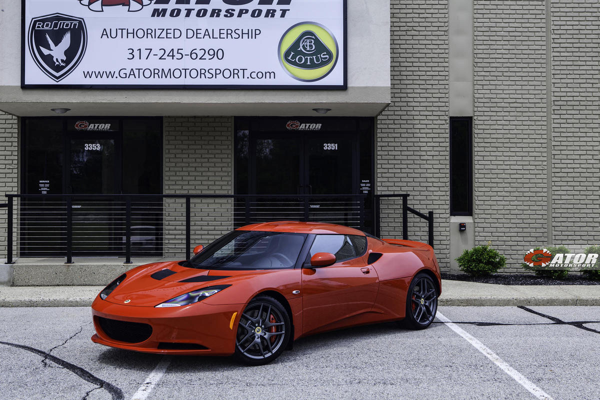 2013 Lotus Evora 2 2 Ips Thank You Z Z From Tucson Az
